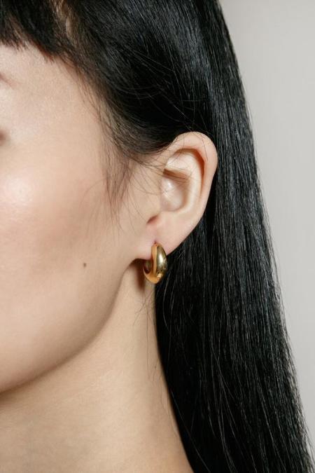Wolf Circus Nova Earrings - 14k Gold