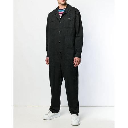 Henrik Vibskov Coast Jumpsuit - Black Garment Dye