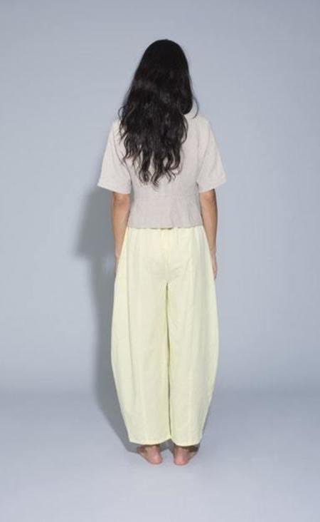 Ilana Kohn oliver shirt - oat