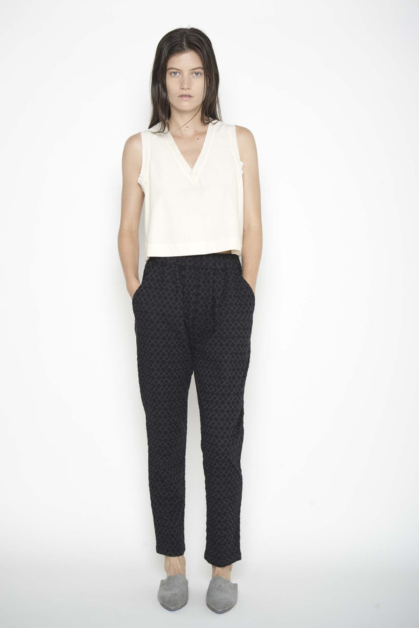 Namche Bazaar Embroidered Pant