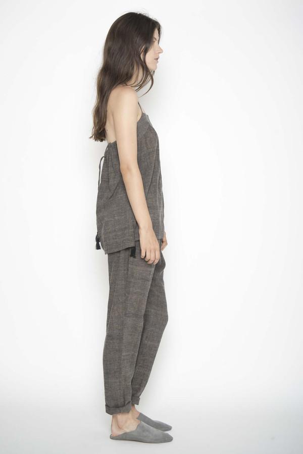 Namche Bazaar Handloomed Cotton Camisole