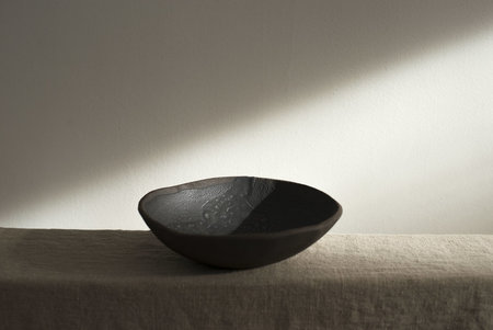 STUDIO MINIMALE Lunar bowl - BLACK