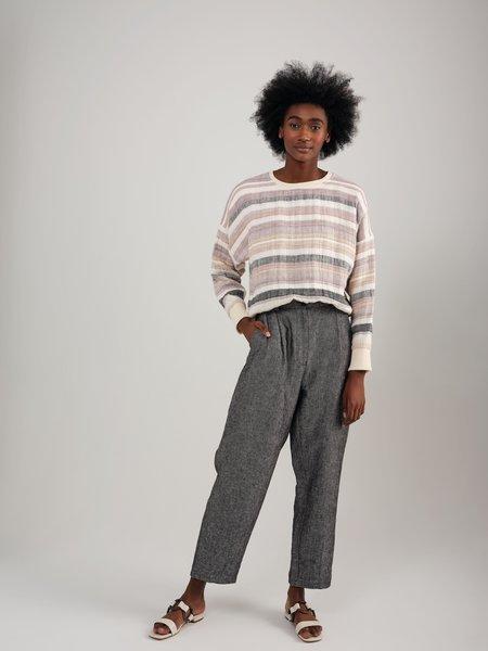 Odeyalo MOLESKINE sweater - Stripes