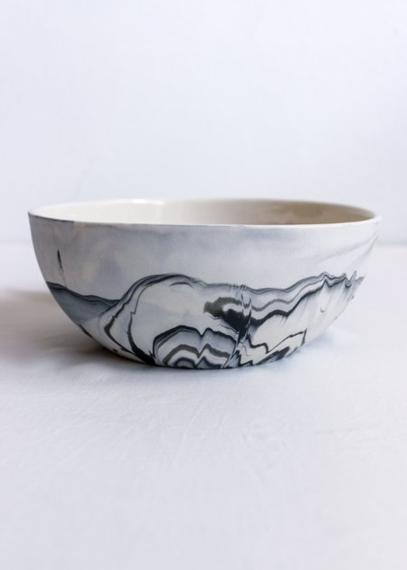 Andrew Molleur Marbled Noodle Bowl