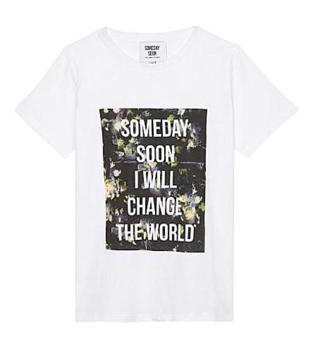KIDS SOMEDAY SOON Someday T-Shirt
