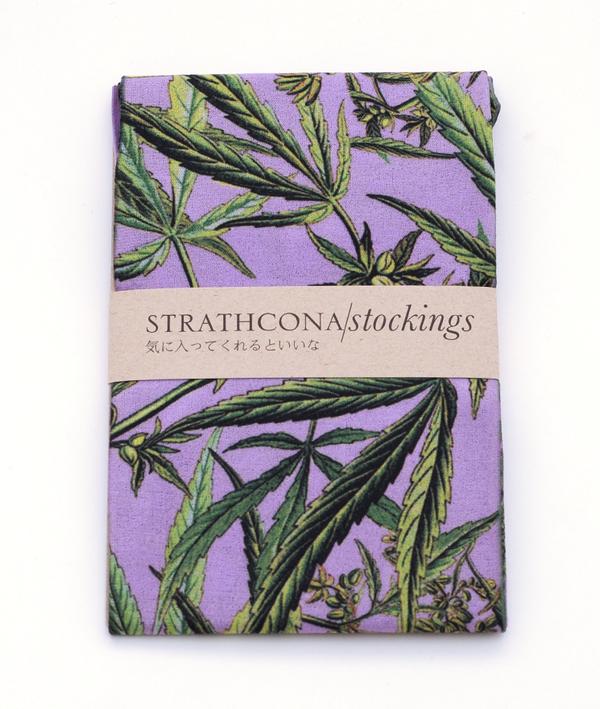 Strathcona Stockings - Mary Jane