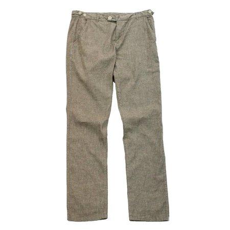 Corridor Linen Fleck Trousers - Natural