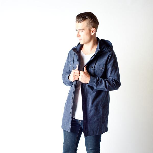 Men's Wolf & Man Bancroft Jacket