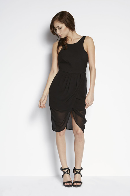Finders Keepers Stranger in Paradise Dress