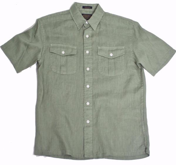 Men's Pendleton Morrison Linen Shirt