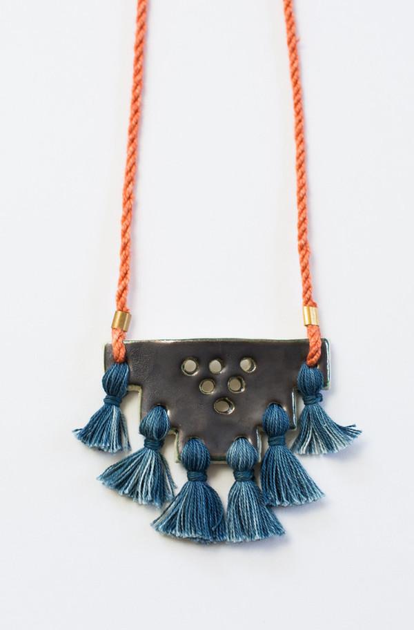 Gamma Folk No.34 Necklace