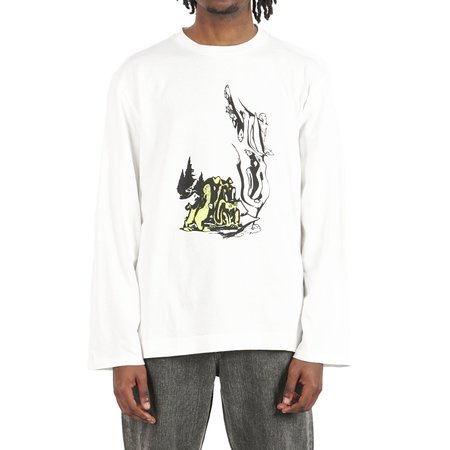 Our Legacy Box Longsleeve Np - Psychedelic Hunt