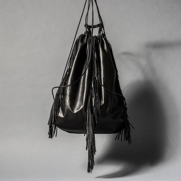 Kara Fringe Backpack