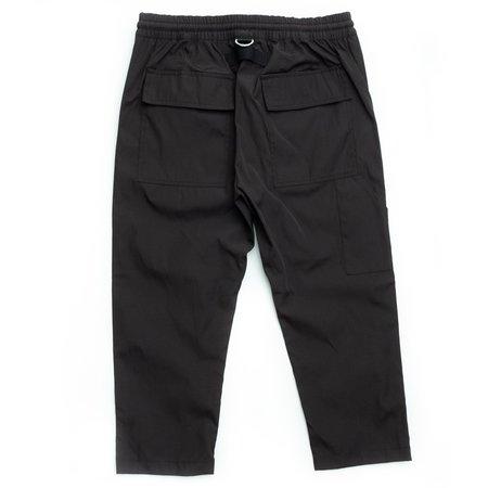 amongwonders LKF Cropped Trouser - Black