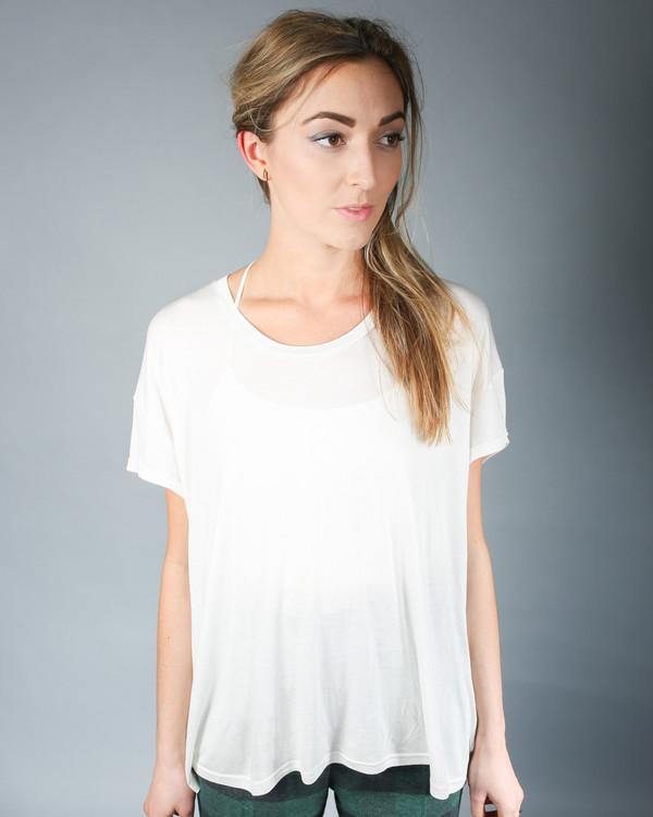 Margaux Lonnberg Ines White T