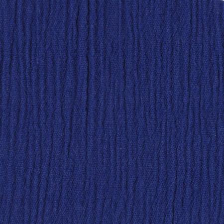 Devlyn Van Loon Drawstring Top - Cobalt