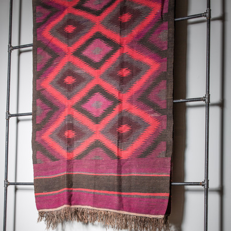 Rider For Life South American Rug