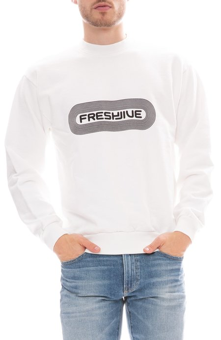 Freshjive Logo T-Shirt - OFF WHITE