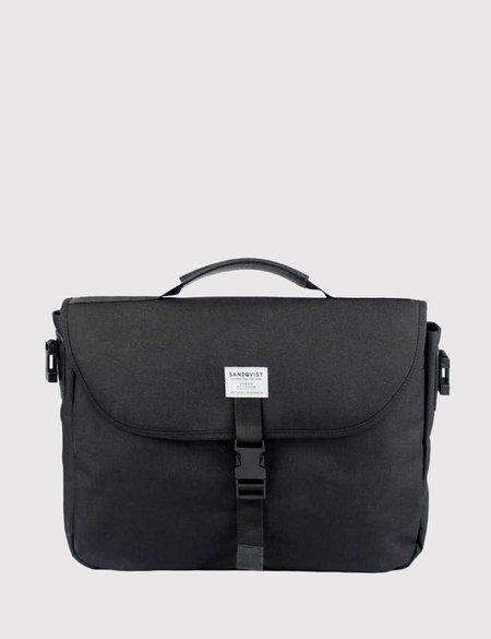 Sandqvist Patrik Laptop Cordura Bag - Black