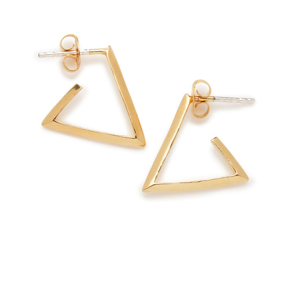 BING BANG JEWELRY / B.O. ANNEAU TRIANGLE - OR