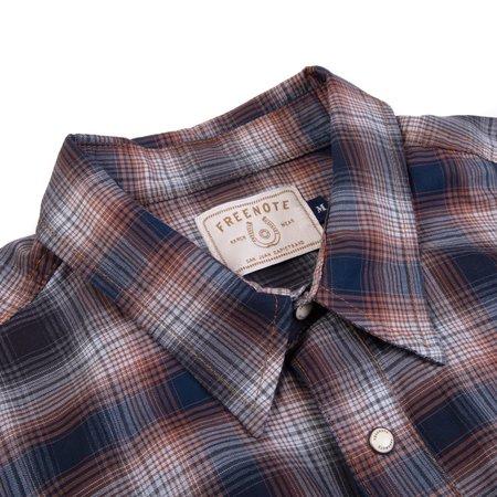 Freenote Cloth Freenote Rambler Shirt - Plaid