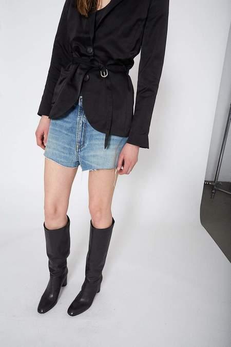 Sartore Long Frida Boot - BLACK