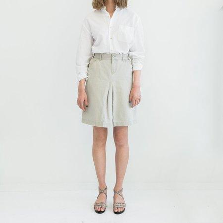 Johan vintage Carpenter Skirt - Khaki