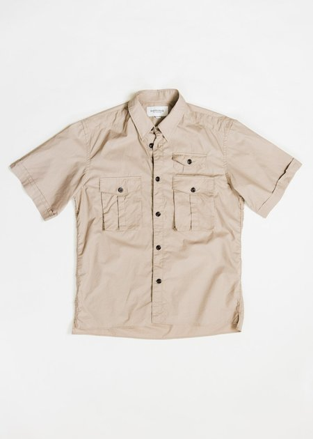 EASTLOGUE BOYSCOUT SHIRT - BEIGE