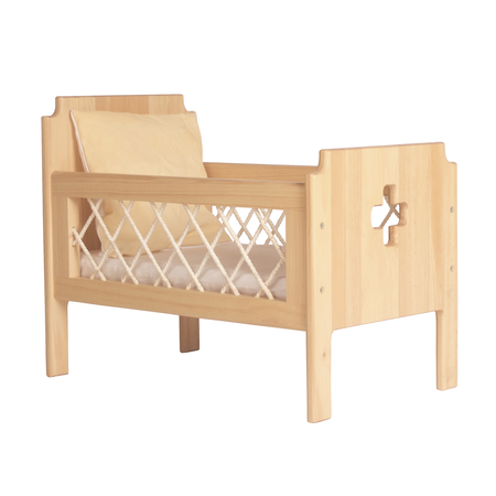 kids Such Great Heights The Florence Doll Cot Set