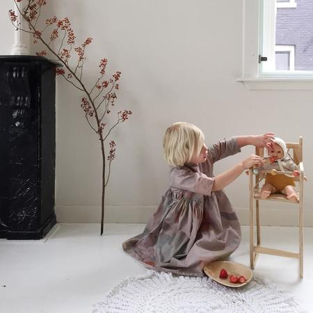 kids Such Great Heights Gretel Doll High Chair