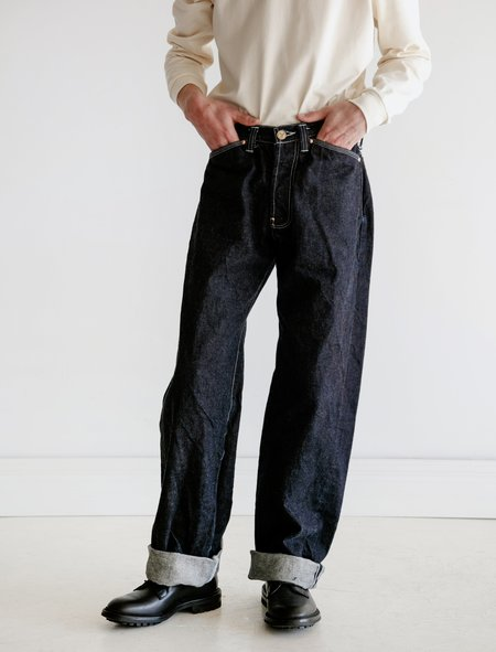 Tender 136 Oxford Jeans - 16oz Selvedge Denim