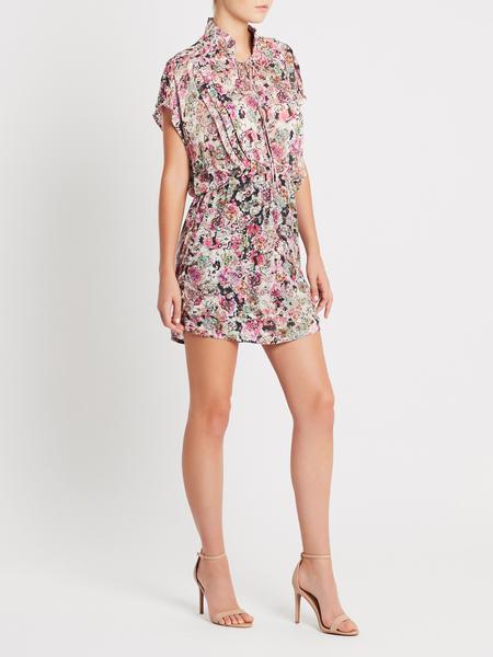 IRO Releila Dress - Pink Floral
