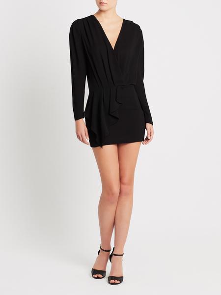IRO Oak Dress - Black