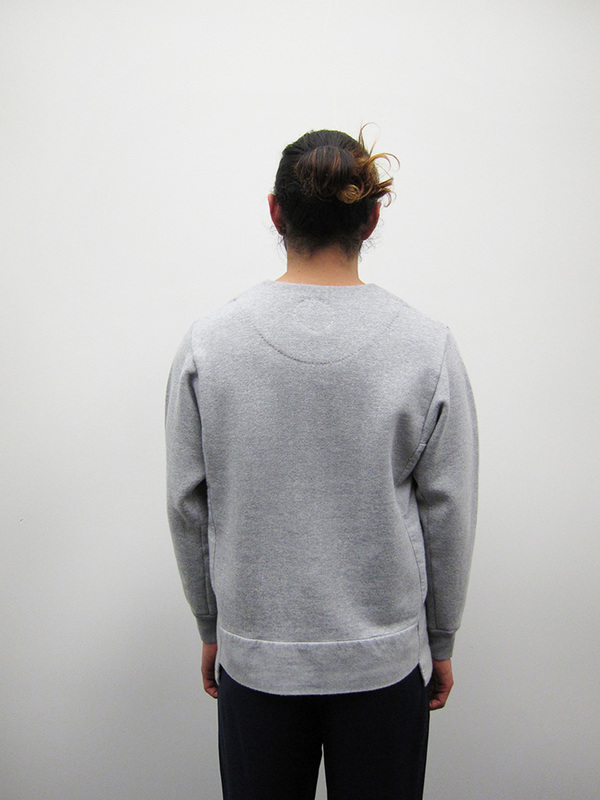 Cosmic Wonder Folk Sweatshirt | Heather Grey
