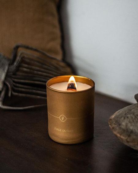 COTE BOUGIE Gold Edition Candle - Perle du Sud