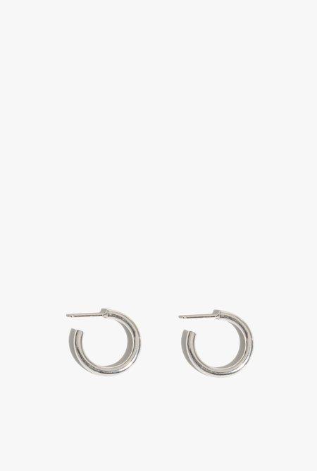 Wolf Circus Gia Hoops Earrings - STERLING SILVER