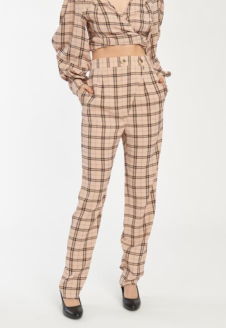 C/MEO Define Pant - Blush Check