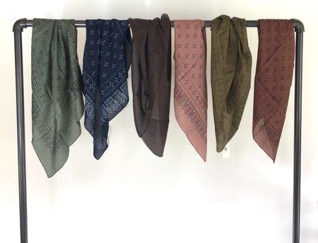Ozma 1930's silk bandana