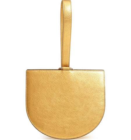 OAD Dome Wristlet - Honey Gold