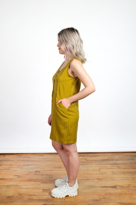 Eve Gravel Salina Dress