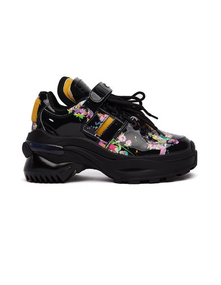 Maison Margiela Kawaii Printed Retro Fit Sneakers
