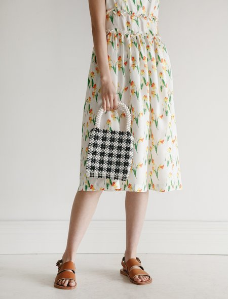 Shrimps Willow Purse - Gingham