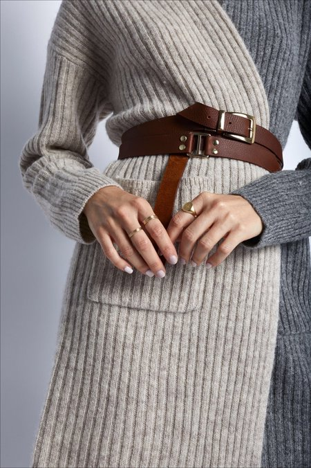 NonChalant Wrap belt