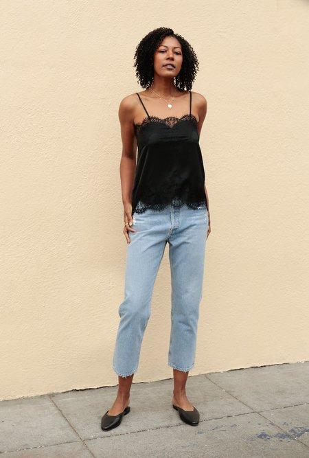Azalea Florence Camisole Top - Black