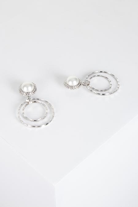 ALESSANDRA RICH Faba1726 Earrings