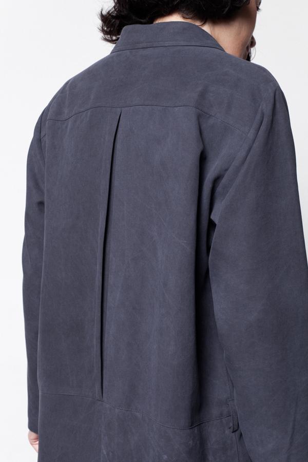 Base Range Shirt Jumpsuit