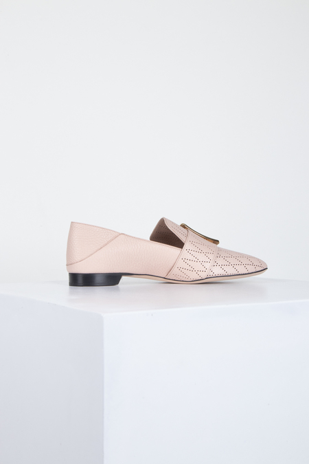 BALLY Loafers Janelle - Perfo Blush