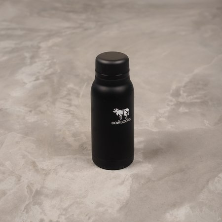 Cow Books Stainless Bottle - 320ml