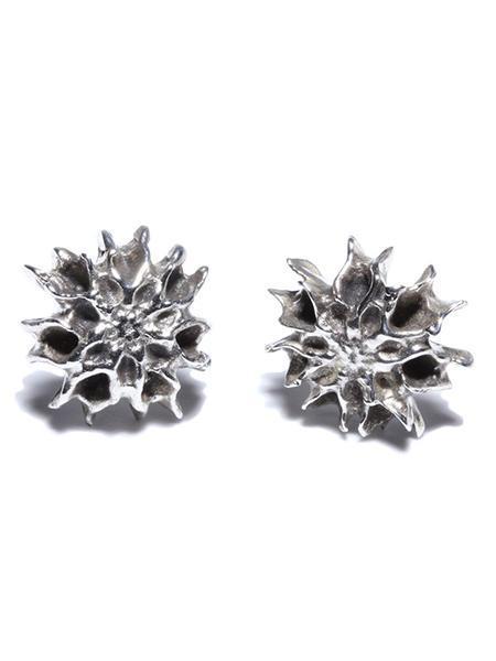 KIRSTEN MEUNSTER Star Pod Earrings - Sterling Silver