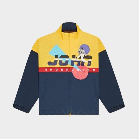 JohnUNDERCOVER Jacket - Yellow/Navy